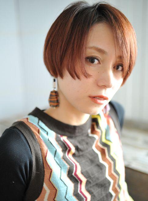 switch style75(髪型ショートヘア)