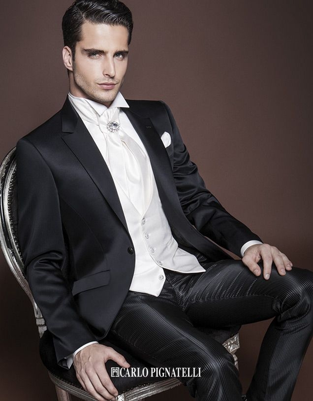 Trouwpakken voor mannen | Carlo Pignatelli | ROKA