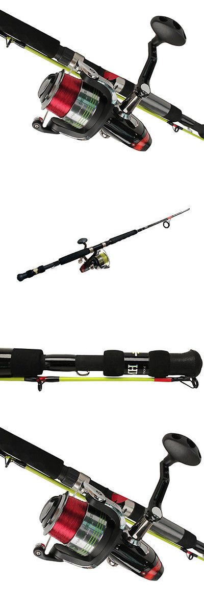 Other Rod and Reel Combos 179960: Fishing Rod And Reel Combos Catfishing Equipment Sensitivity Switch Bite Alert -> BUY IT NOW ONLY: $66 on eBay!