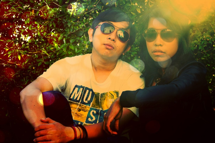 photo by:Nunung Nurhayati mode:Yoan Usmany & Shenna. Villa Istana Bunga bandung, Indonesia