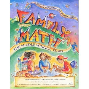 Math supplement - Context and fun!!!  :): Middle School, Book, Families, Education, Number Sense, School Math, Algebraic Reasoning, Family Math