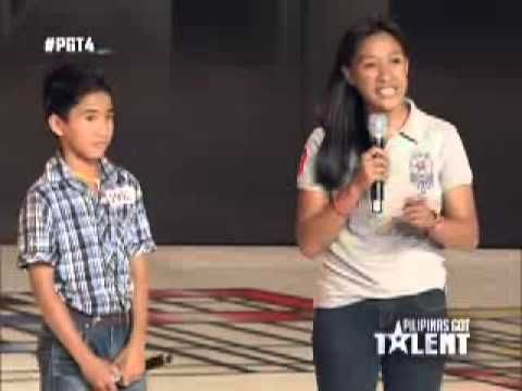 ROEL MANLANGIT of PILIPINAS GOT TALENT 4 - YouTube