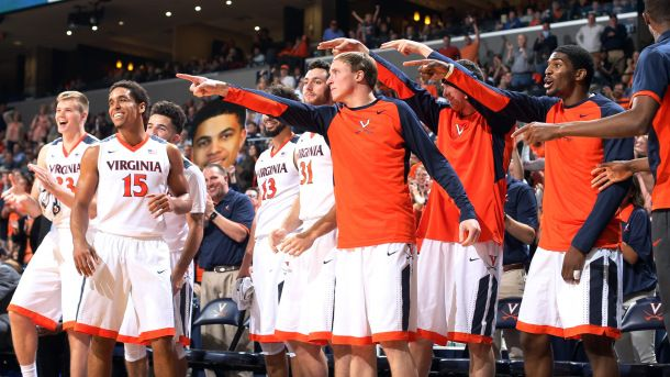 Lehigh Virginia Basketball