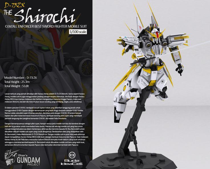 D-73ZX The Shirochi - Information
