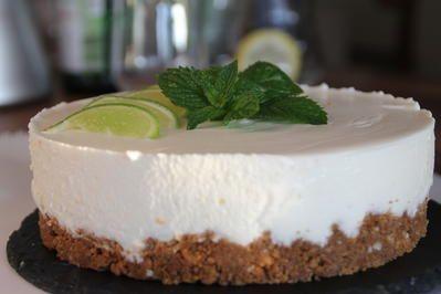 Caiprinha-Torte - Rezept