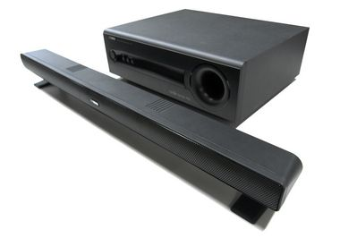 Yamaha YHT-S400 Home Theatre System (2009) - Recipient of Good Design Award in 2009 - Audio hi-fi equipment