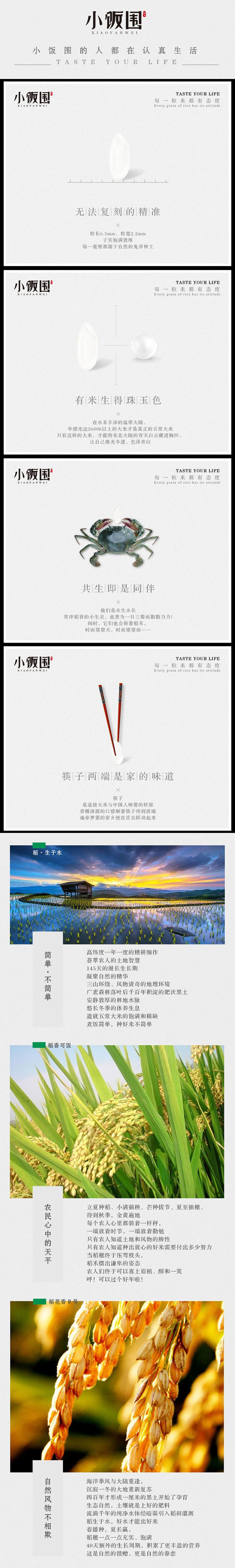 中國黑龍江省政府 #農業品牌《小飯糰》宣傳 #文案