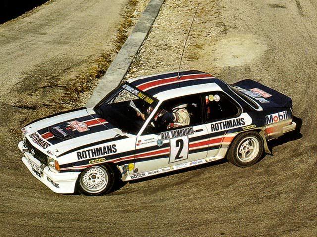 Walter Rohl - 1982 Monte Carlo