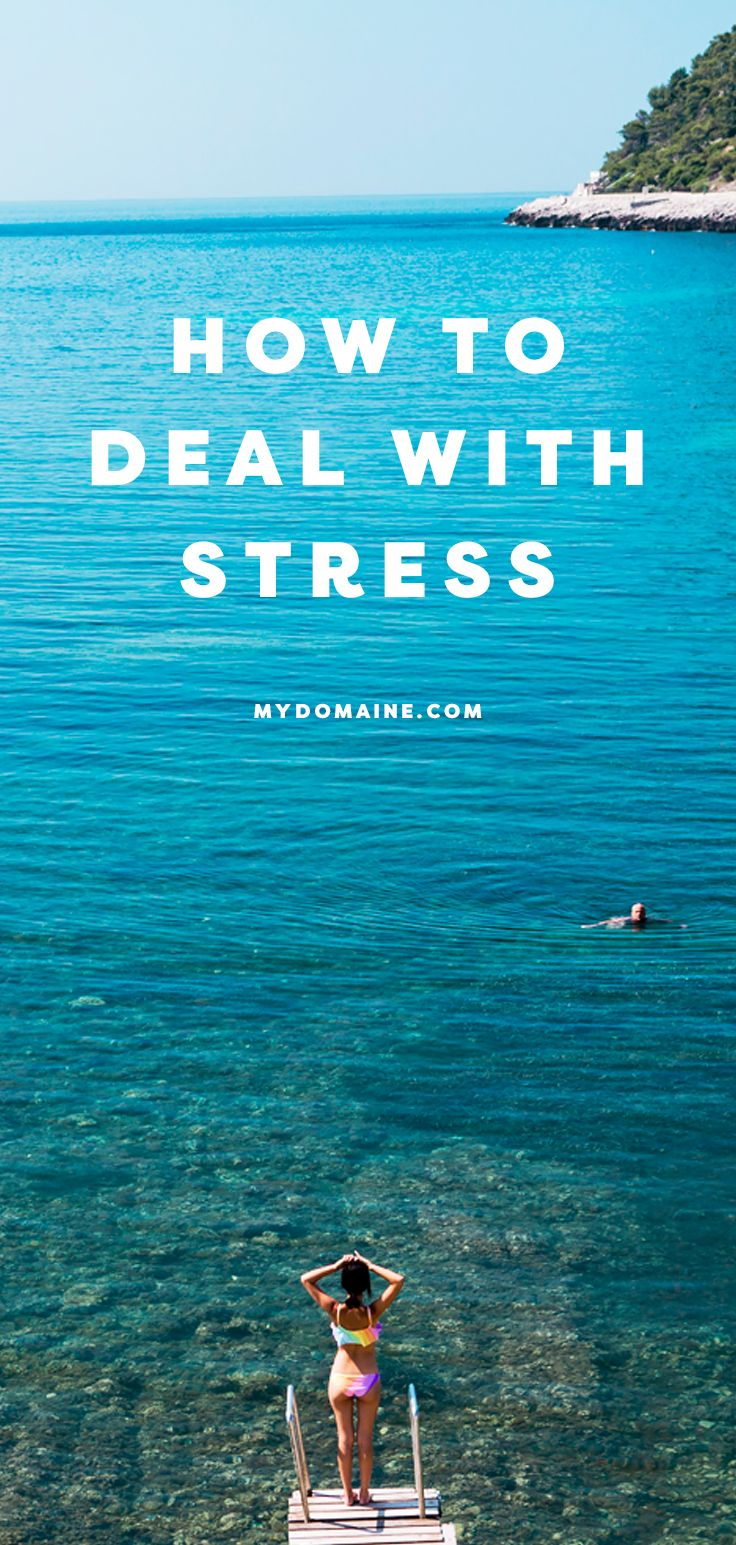 The #1 foolproof trick for dealing with stress
