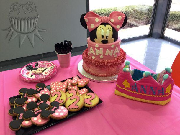 Minnie Mouse Party Fiesta de Minnie Mouse