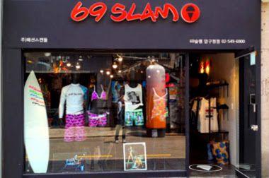 69Slam concept store Gangnam, Seoul - Korea www.69slam.com
