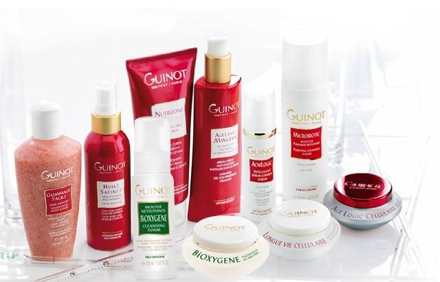 Produse cosmetice profesionale Guinot