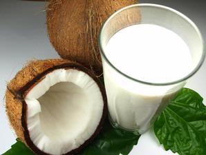 Coconut Milk (Santan in Indonesian) is also a must ingredient in making Rendang