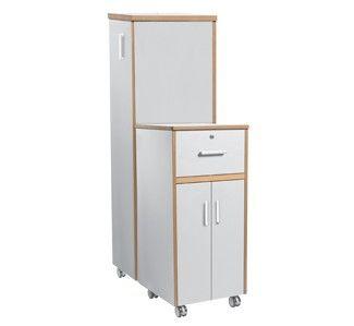 Valletta locker & wardrobe | Healthcare Furniture | Teal