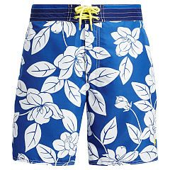 7½-Inch Palm Island Swim Trunk - Polo Ralph Lauren New Arrivals - RalphLauren.com