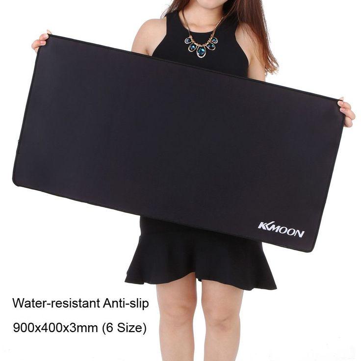 Large Size mouse pad Plain Extended Water-resistant Anti-slip Natural Rubber Gaming mousepad