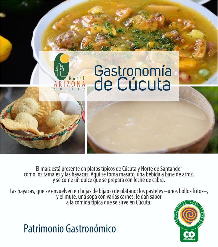 Gastronomía de nuestra ciudad #cucuta #patrimoniogastronomico