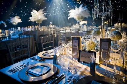Beautiful 1920 39 s party decorations ideas prom 2k15 for 1920s decoration party