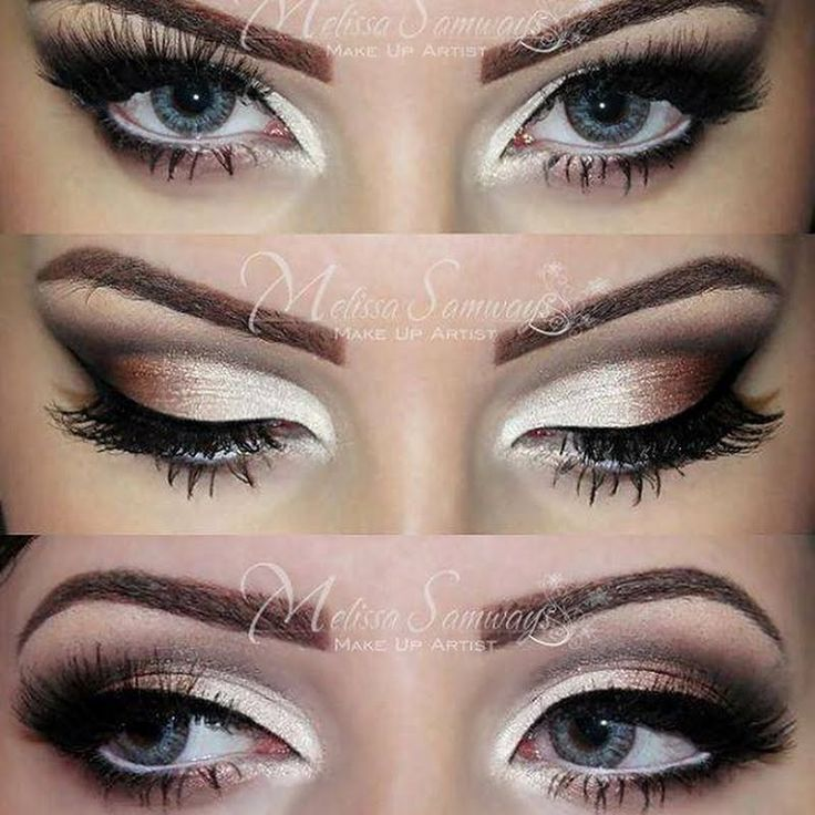 Bride - Neutral Look by Mel S. Click the pic to see the video tutorial. #beauty #makeup #bestofbeauty #eyes