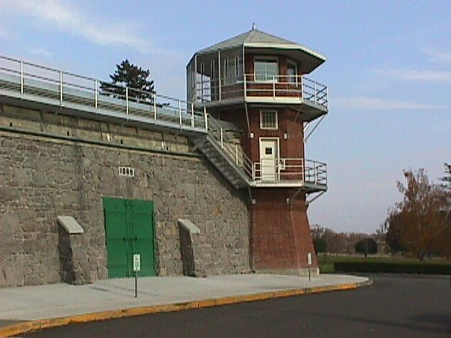 Washington Prison Tower
