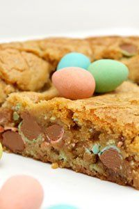 Must-see Mini Egg Easter recipes! YUM!