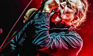Robert Plant and the Sensational Space Shifters live at Ulster Hall, Belfast on November 23rd, 2014