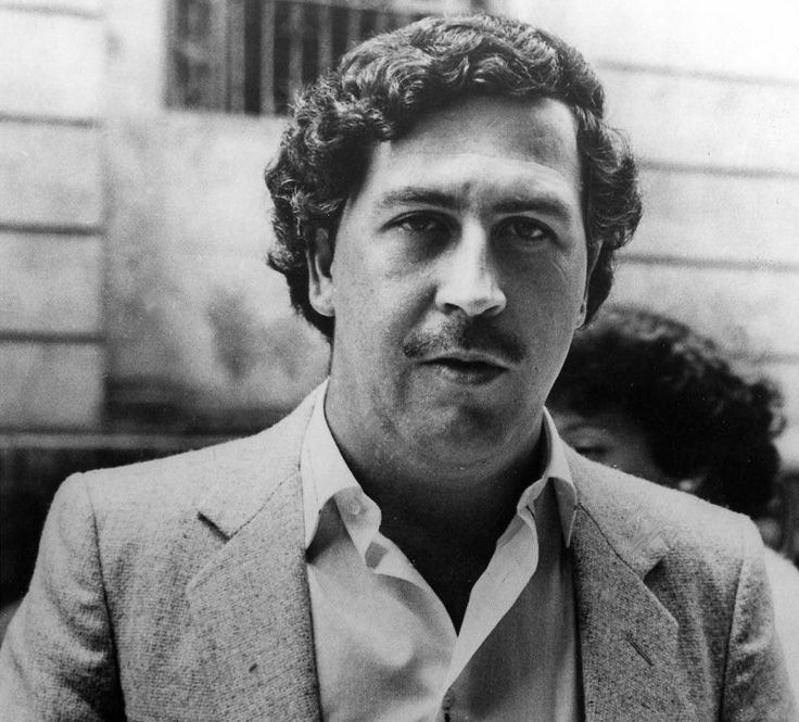 Details About PABLO ESCOBAR GLOSSY POSTER PICTURE PHOTO