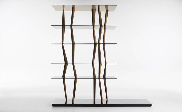 HORM.IT - Product - Sendai Crystal  Shelving and Etager ...