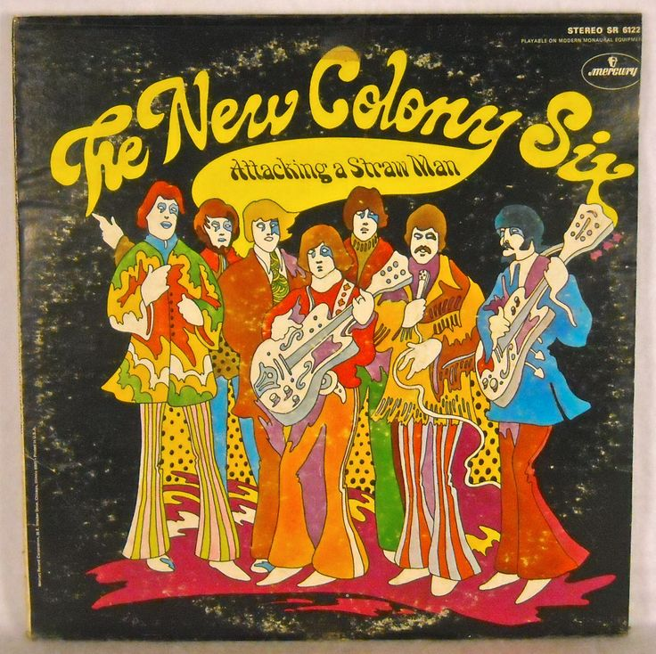 60's album cover