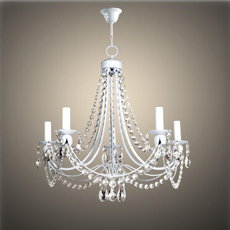 Disfrute ya de esta magnífica y elegante lámpara araña de techo clásica, muy elegante. Comprala ya en www.dekogar.es