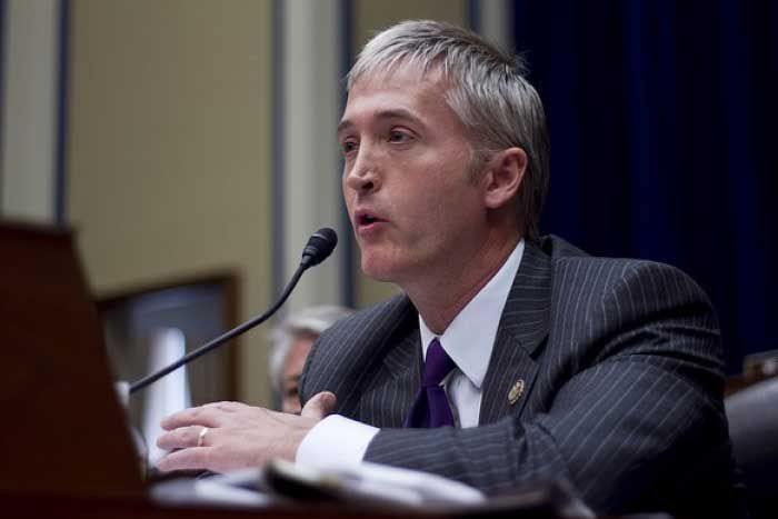 Trey Gowdy Just Made a HUGE MOVE, Which Could Mean the END of Hillary Clinton - The Political Insider