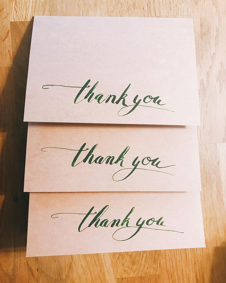 Working on those thank you cards. Practicing #calligraphy every chance I get.