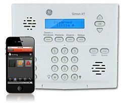 GE Simon XT Wireless Alarm System with Interactive Wireless Service via Web and Smart Phone iPhone iPad Blackberry or Android * Find out more about the great product at the image link.