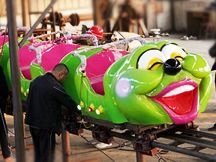 amusement park rides,theme park rides,fairground rides for sale - China Manufacturer Modern®
