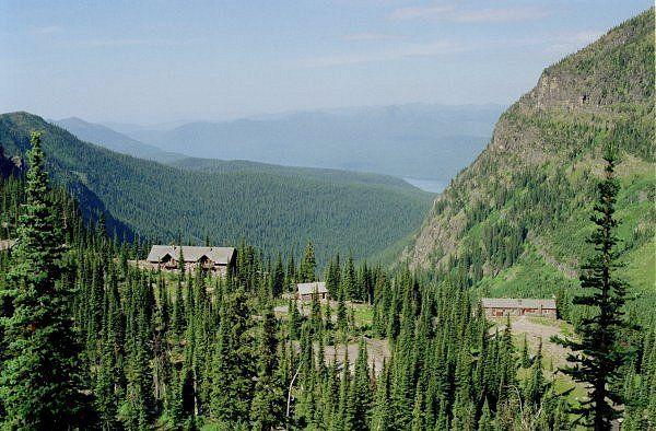 Sperry Chalet - Glacier Nat'l Park (Montana)