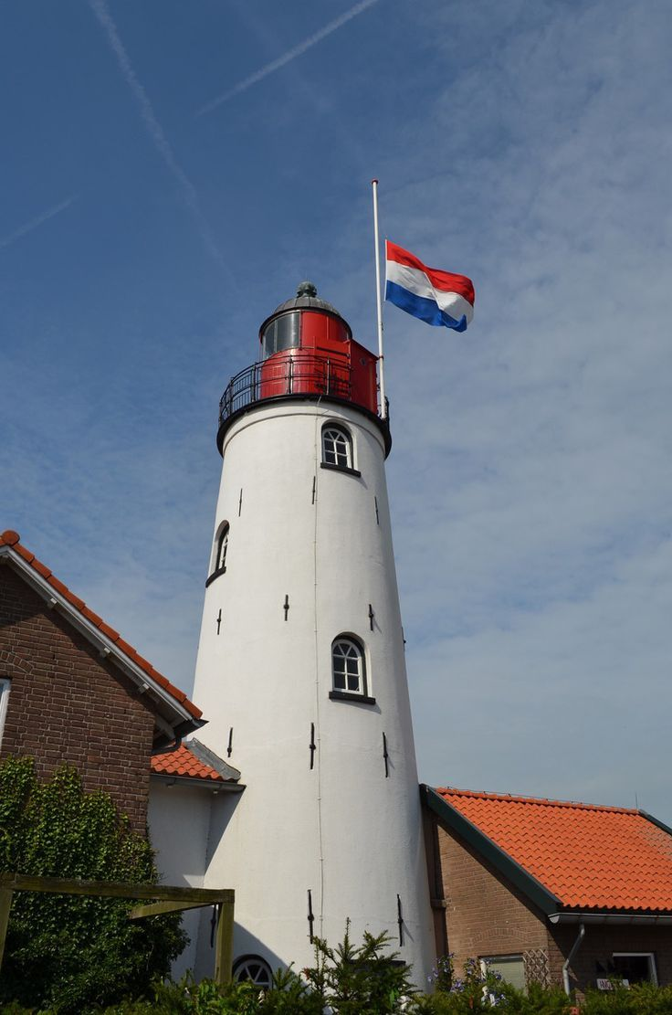 #Dutch #Lighthouse - Urk Lighthouse    http://dennisharper.lnf.com/