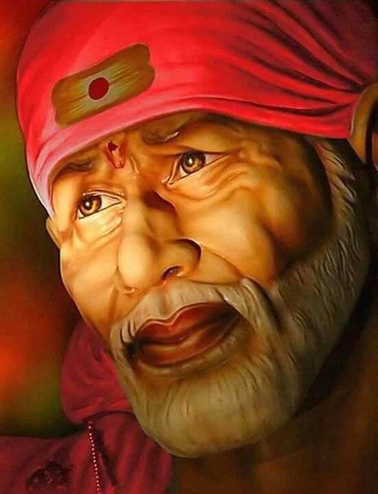 Sai Baba ❤️☀️