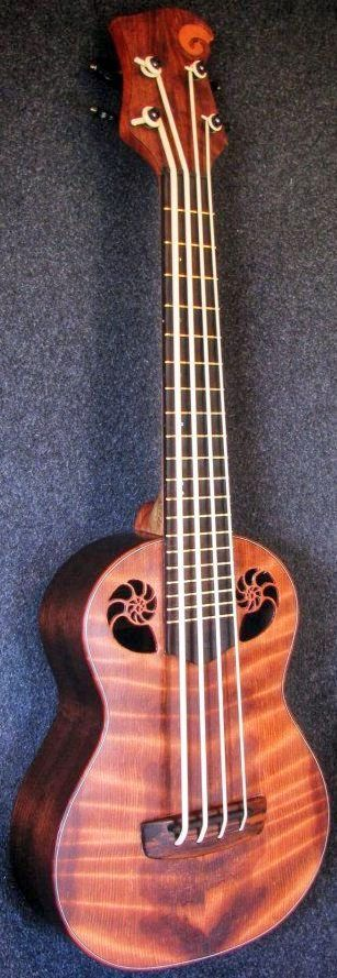 lardyfatboy: Zac Steime Oceana Ukulele Bass (Baritone Scale) =Lardys Ukulele of the day - a year ago =Lardys Ukulele of the day - 2 years ago --- https://www.pinterest.com/lardyfatboy/