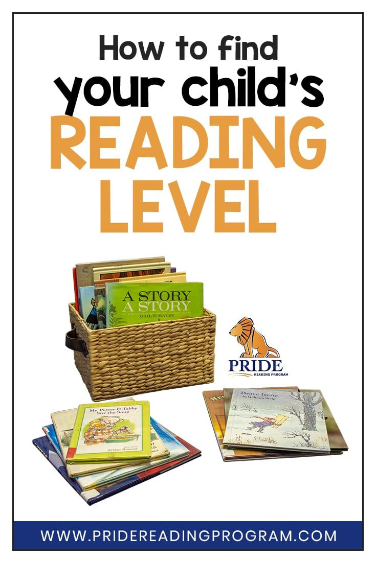 How To Find Your Child S Reading Level Reading Comprehension Skills Reading Levels Homeschool Reading What reading level should year old be