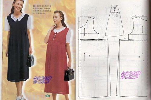 Chart may váy bầu cho chị em với các mẫu cực đẹp và chi tiết11