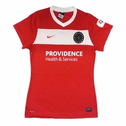 Portland Thorns FC Nike Dri-FIT Women's Personalized Authentic Home Jersey - Red Pre-Order: Will Ship April 19th $95.00