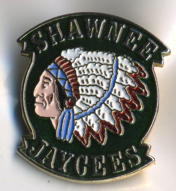Shawnee Jaycees pin | saskhistoryonline.ca