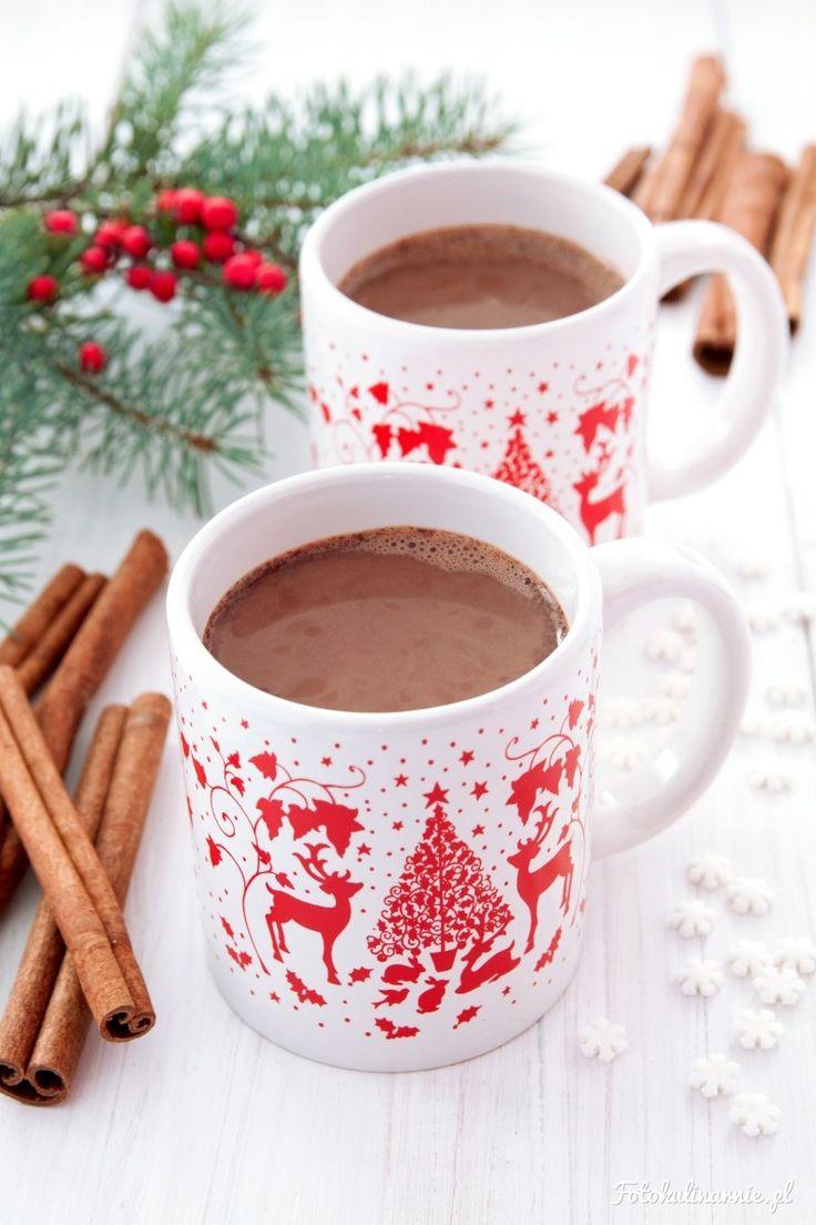 Gingerbread Hot Cocoa.