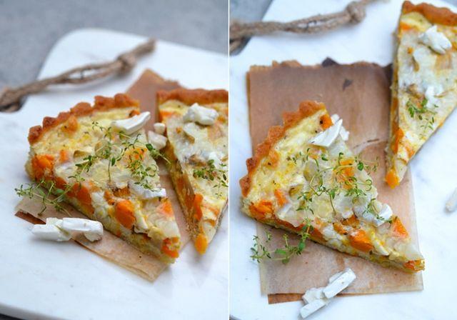 Gluten free Haikai Tart - Scroll to bottom for english instructions.