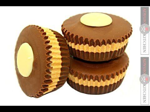 Ciocolata cu unt de arahide - Adygio Kitchen - YouTube