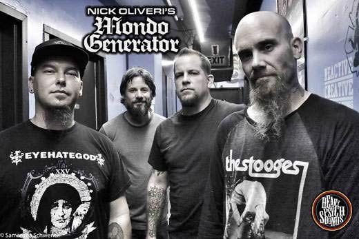 MONDO GENERATOR - Κυκλοφορούν επετειακή συλλογή #mondo_generator #metal #news #music