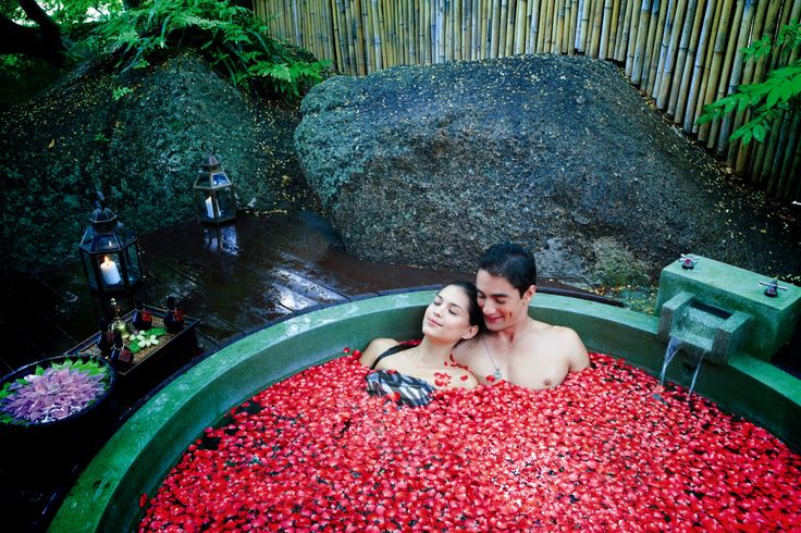 12 best romantic holidays in thailand images on pinterest for Health spa vacations for couples