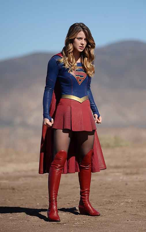 New Supergirl Melissa Benoist