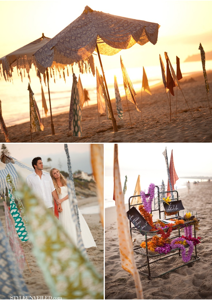 Surf and Sand Resort Wedding!