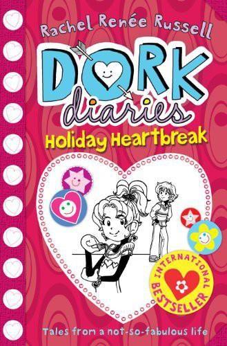 Dork Diaries #6 - Holiday Heartbreak - Tales from a not so fabulous life - Rachel Renee Russel